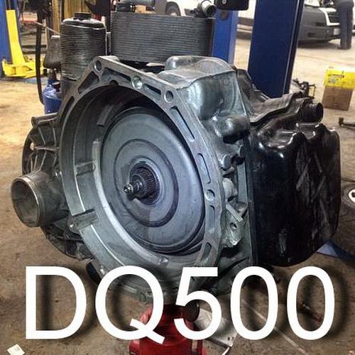 DSG DQ500